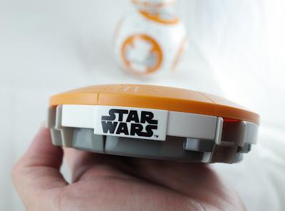 星際大戰原力覺醒 BB-8 新鮮開箱