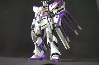 【玩具人。Phd。投稿】MG  1/100  Hi-NU ka.