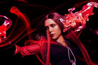 HT Avengers - Age Of Ultron MMS 301 Scarlet Witch 1/6 Scale