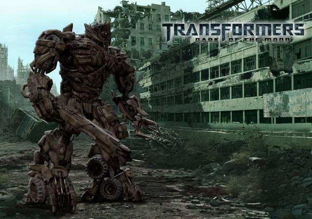 【玩具人Patrick Yiu投稿】3A: Megatron(Transformers movie-Dark of the moon)