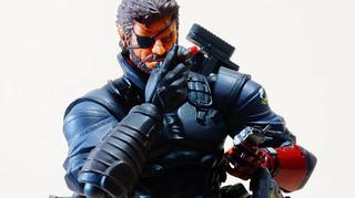 【玩具人王仕璋投稿】Vulcanlog   MGSV - Venom Snake