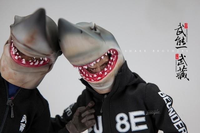 【玩具人。Jungle Chen。投稿】Black 13 Park 三週年紀念特輯:鯊魚兄弟