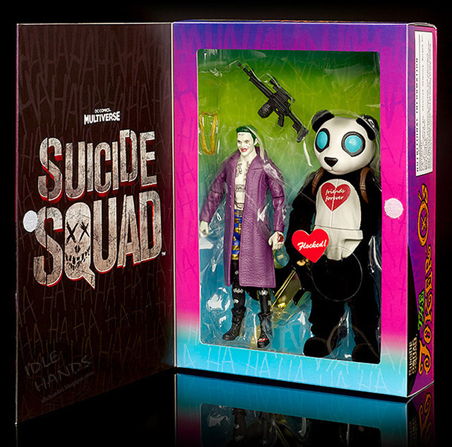 SDCC 2016 Mattel Exclusives DC COMICS MULTIVERSE SUICIDE SQUAD THE JOKER AND PANDA FIGURE 2 PACK 001.jpg