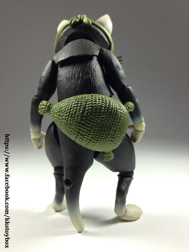 【玩具人。KK玩具箱。投稿】海洋堂 × Vulcanlog 006 魔物獵人 賊貓梅拉露 開箱評測