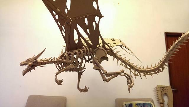 【玩具人。魏力仁 Willy Wei。投稿】魔獸世界 巫妖王之怒冰霜巨龍:辛德拉苟莎