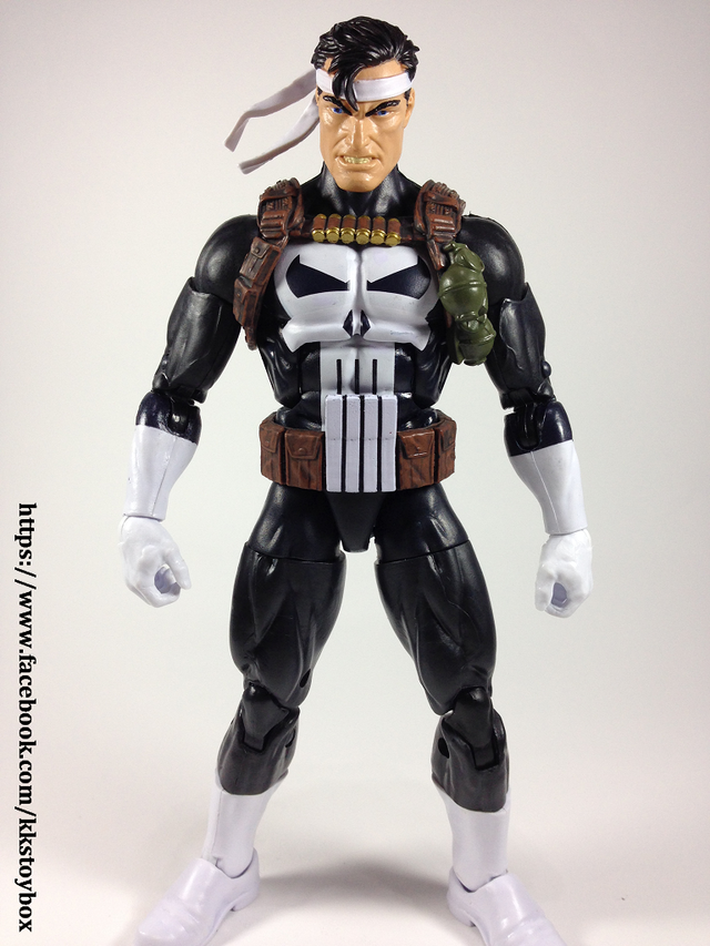 Marvel Legends The Punisher 制裁者