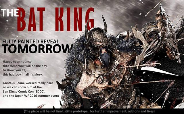 THE BAT KING 3D