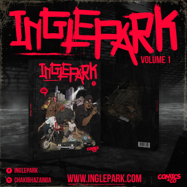 INGLEPARK - Volume 1 x Hidden Works