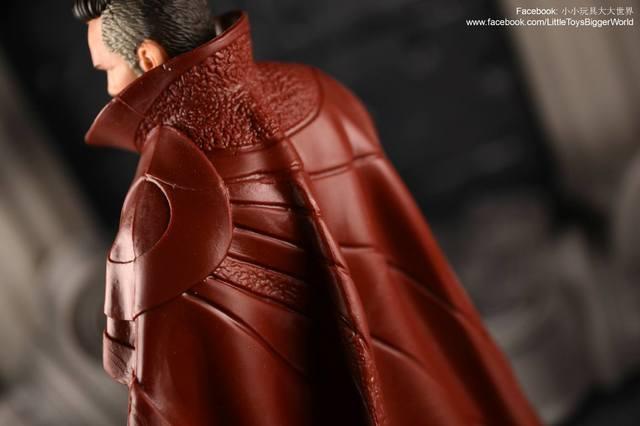 【小小玩具大大世界。投稿】Marvel Legends 奇異博士 Doctor Strange (DR Strange Wave 2016)