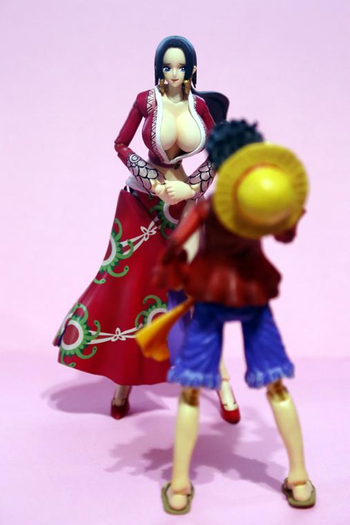 【玩具人。白色猴子。投稿】蛇姬?!女帝?!波雅.漢庫克 開箱分享