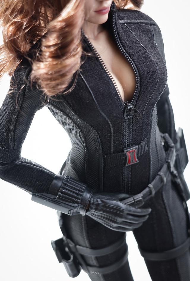 內戰選邊站?選胸部大的! HT mms-365 CW Black Widow