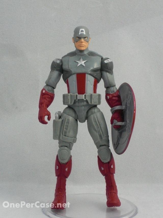 Hasbro Marvel Universe The Avengers Costco Exclusive SHIELD Quinjet Iron Man Captain America One Per Case (42).JPG