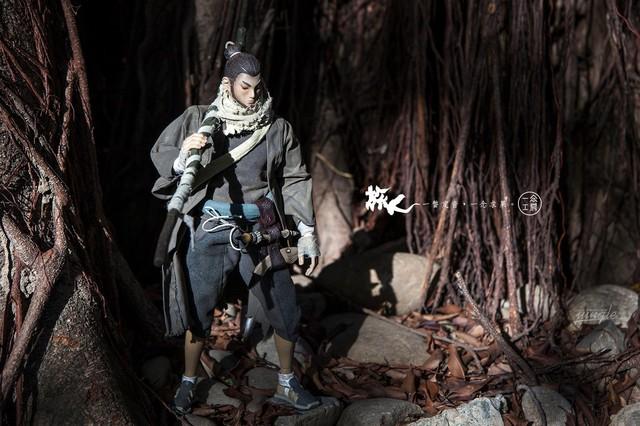 【玩具人。Jungle Chen。投稿】一念工房~旅人 開箱分享