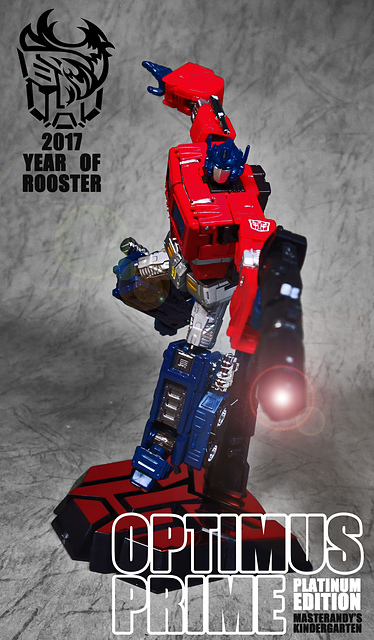 COVER.jpg - [TF] OPTIMUS PRIME (YEAR OF ROOSTER )