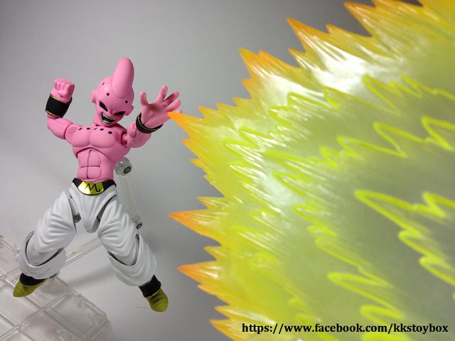 【玩具人。KK玩具箱。投稿】Figure-rise Standard 七龍珠 魔人ブウ 魔人普烏 (純粋)