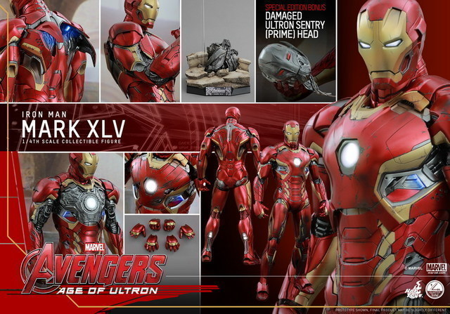 Hot Toys - Avengers - Age of Ultron - 1-4 Mark XLV Collectible Figure_PR22_(Special-Version).jpg