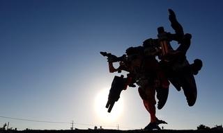 傲視群雄 - Beast Wars 野獸戰爭 - 魔蟹 Rampage
