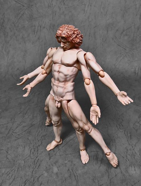 08.jpg - figma ウィトルウィウス的人体図