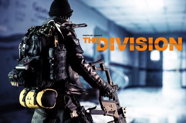 VTS Toys 1/6 暗區特工 The Darkzone Agent 實物分享