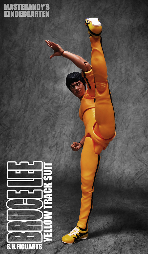 00COVER.jpg - S.H.Figuarts ブルース・リー(YELLOW TRACK SUIT)