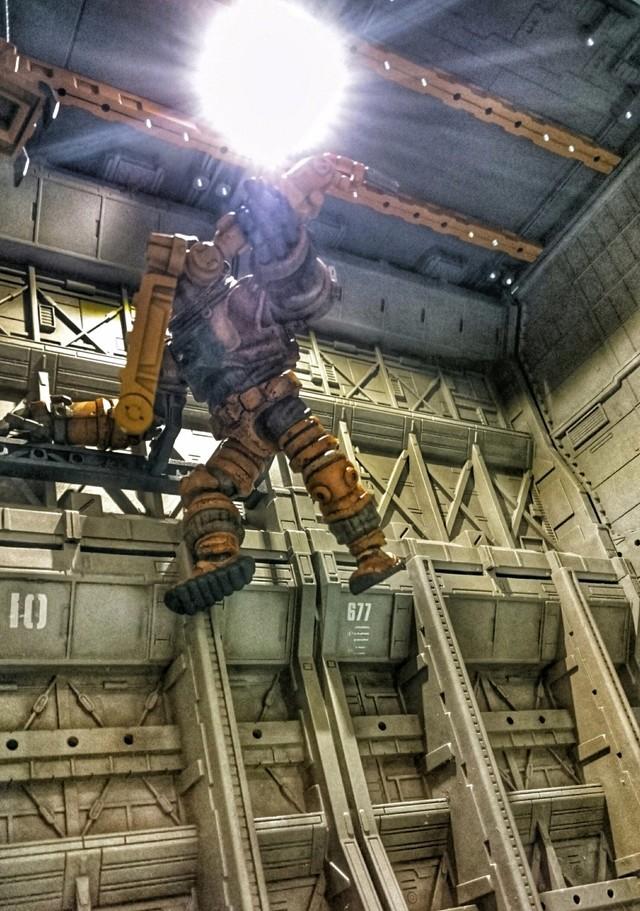 【玩具人。羽毛人。投稿】酸雨戰爭 Acid Rain 太空囚犯 Space Prisoner 開箱分享