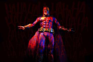 【玩具人。Ghazzi Wong。投稿】Hot Toys MMS384 自殺突擊隊 The Joker Batman Imposter 美圖分享