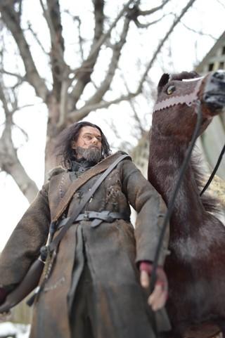【玩具人。Dante Lam。投稿】神鬼獵人外拍小劇情 李奧納多.狄卡皮歐 1/6 比例人偶作品