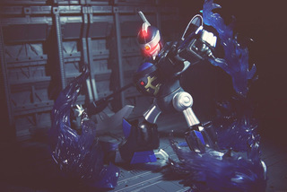 【玩具人。靴燈的玩具玩不完。投稿】MegaHouse VA Hi-Spec NG 騎士 檸檬汽水40 妖姬西打龍 Queen Sideron
