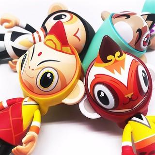 【玩具人。Shala Huang。投稿】PLAY DRAW  PERFACE 平台玩偶