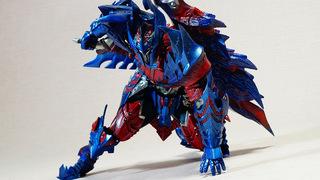【 Vulcanlog 】  魔物獵人 斬龍劍士