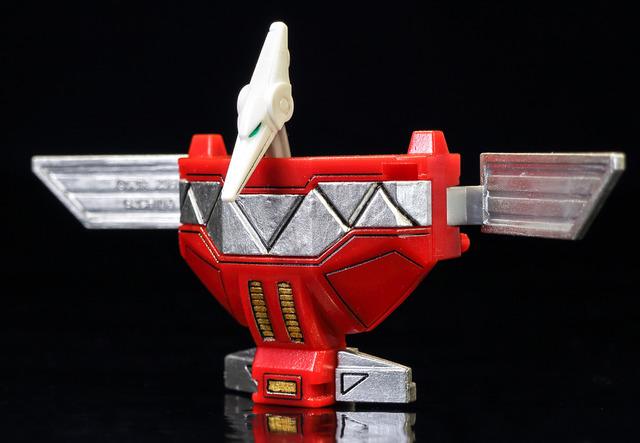 這才是巨大合體機器人!! Super Minipla 大獸神
