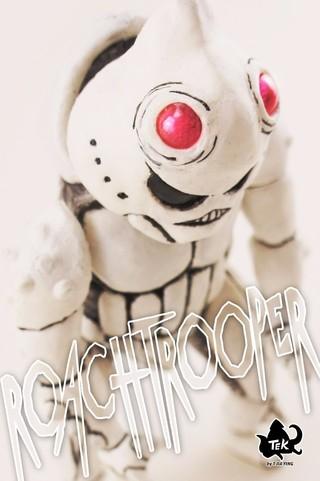 【分享自己的模型】Roachtrooper 甲由騎兵的由來