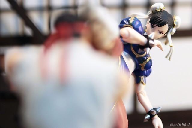 S.H.Figuarts Street Fighter Ryu & Chun-Li 【快打旋風 隆與春麗】不專業開箱