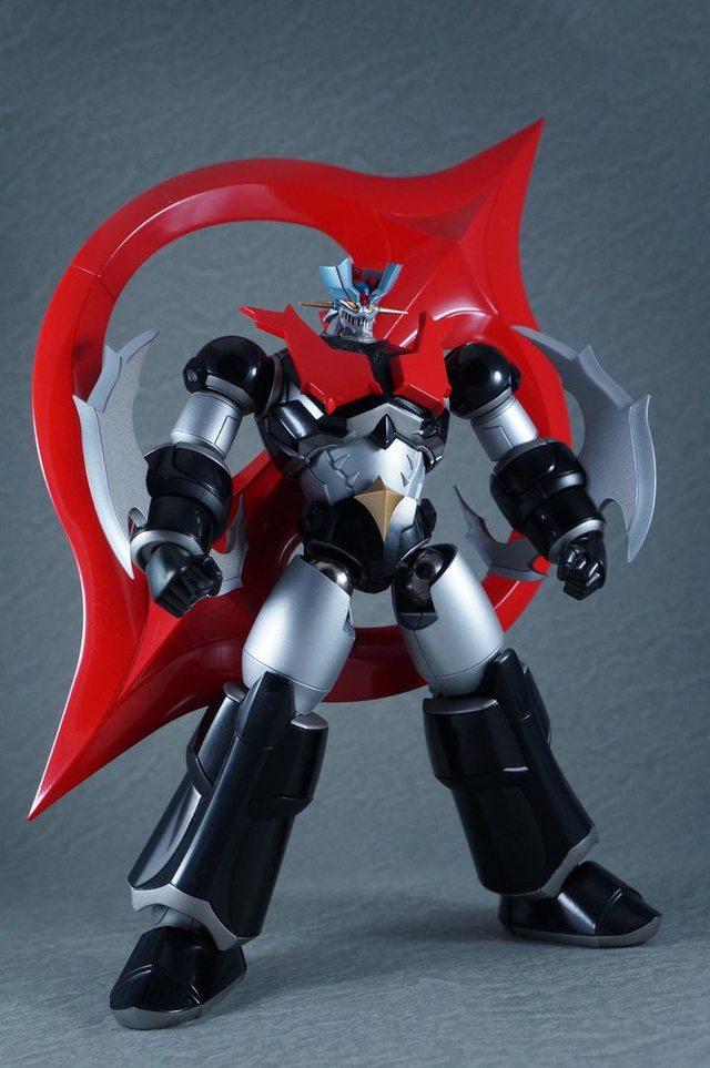 SR超合金 魔神ZERO
