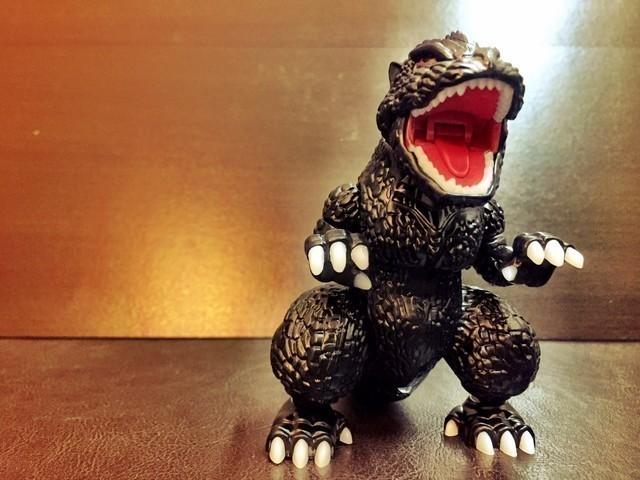 回憶童年的巨大怪獸,哥吉拉,FUJIMI,組裝模型