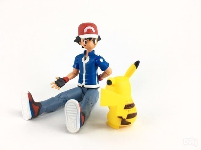 【玩具人。Evan。投稿】Pokémon 神奇寶貝 玩具公仔 開箱 日常情境生活隨意拍 Part 5!