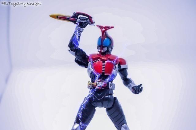 假面騎士 真骨雕 甲鬥王 kabuto