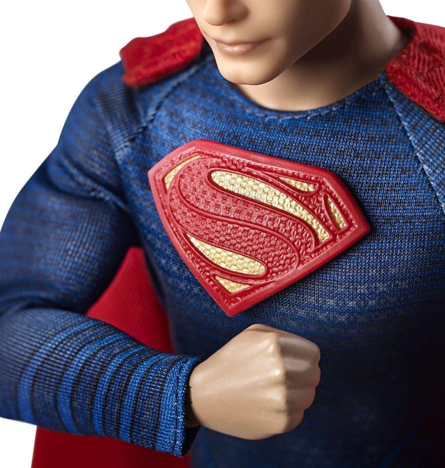 Mattel 芭比娃娃系列【蝙蝠俠對超人:正義曙光】barbie Doll 玩具人toy People News