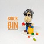 Brick Bin