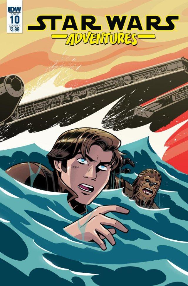 《星際大戰外傳:韓索羅》的電影配套前傳漫畫將以藍道為主角 + 一堆琳瑯滿目的周邊書籍