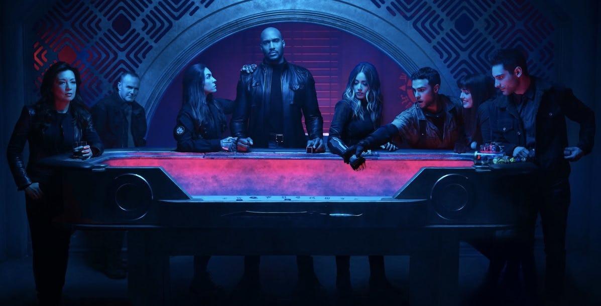 《神盾局特工》第六季預告釋出!眾主角們將與「非考森」大戰~