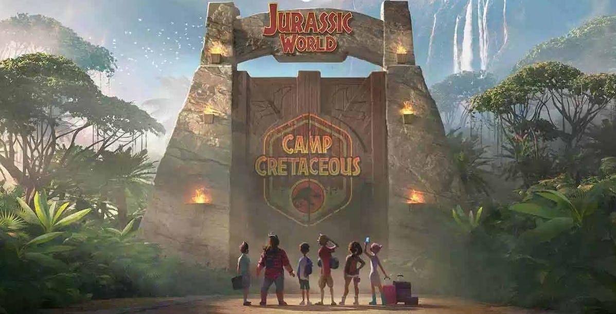NETFLIX、夢工廠與史蒂芬史匹柏三方合作推出《侏羅紀世界》動畫系列!
