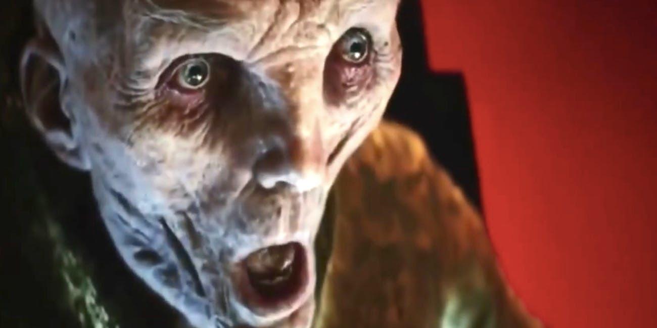 【星戰宇宙相關】史諾克原本想收路克為徒?並用尤達的訓練方式來培養凱羅忍!