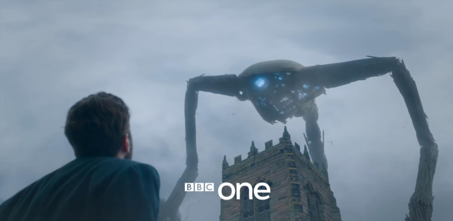 經典科幻名著全新小螢幕翻拍!BBC 迷你影集版《世界大戰》釋出首支預告