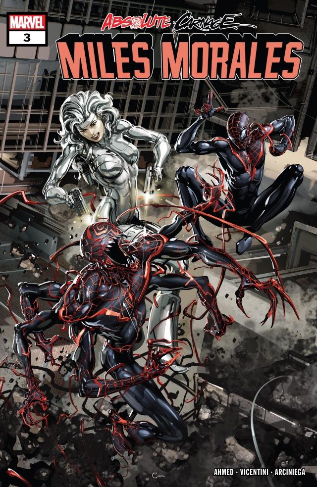 【漫威宇宙相關】JJ詹姆斯變成新屠殺?第二代蜘蛛人掌握屠殺之力進化!