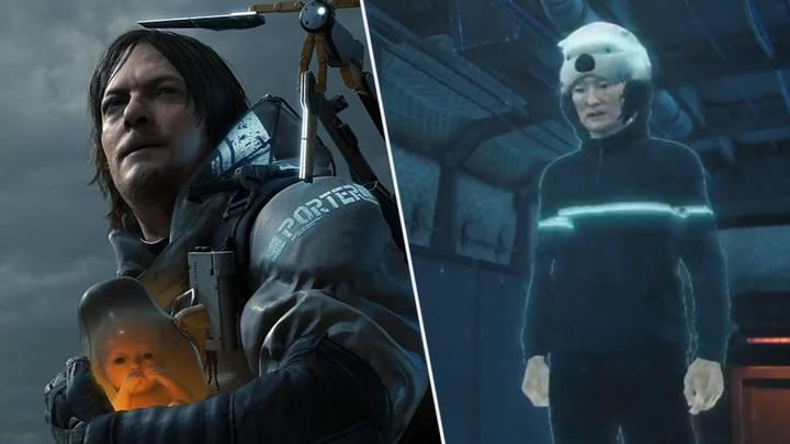 如何在《死亡擱淺》中找到脫口秀主持人-康納歐布萊恩並獲得神道具?!
