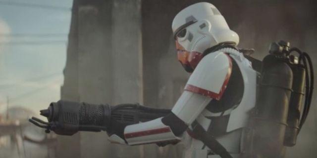 【星戰宇宙相關】《曼達洛人》第 1 季最後登場的焚燒風暴兵來自舊正史電玩!?