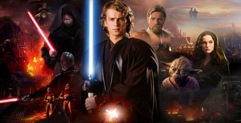 【星戰宇宙相關】 Z 世代星戰迷心目中的最經典星戰電影是?