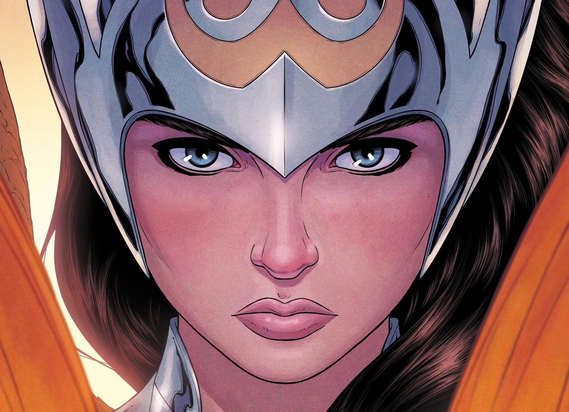 【漫威宇宙相關】當現任女武神遇到前任女武神的愛人...會發生什麼事?