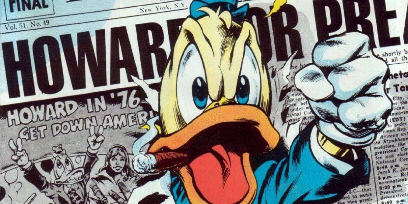 漫威要求 HULU 取消《違法者聯盟》系列的霍華德鴨、虎女和炫音其節目!